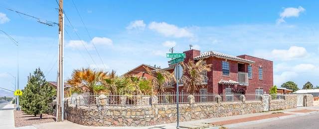 8691 N Loop Drive, El Paso, TX 79907 (MLS #844092) :: Preferred Closing Specialists