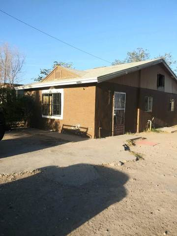 11531 Ernest Road, Socorro, TX 79927 (MLS #844104) :: The Matt Rice Group