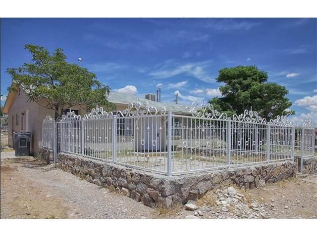 3629, 3631 Kemp, El Paso, TX 79904 (MLS #844107) :: The Purple House Real Estate Group
