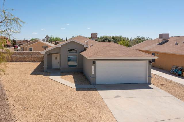14732 Dust Devil Court, Horizon City, TX 79928 (MLS #844109) :: The Purple House Real Estate Group