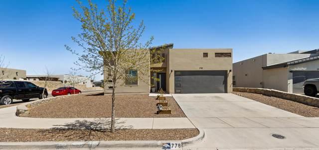 778 Ovington Road, El Paso, TX 79928 (MLS #844111) :: Preferred Closing Specialists