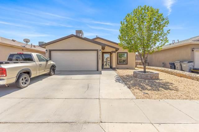 14264 Hacienda Rock Drive, El Paso, TX 79938 (MLS #844119) :: Preferred Closing Specialists