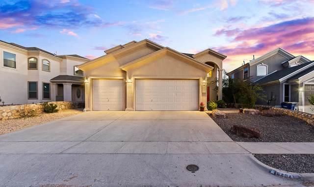 6404 Franklin Gate Drive, El Paso, TX 79912 (MLS #844120) :: Preferred Closing Specialists