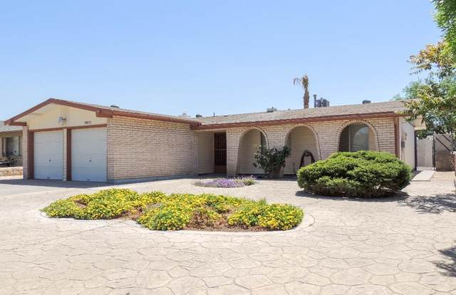 10820 George Archer Drive, El Paso, TX 79935 (MLS #844121) :: Mario Ayala Real Estate Group