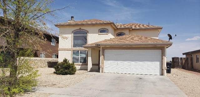 712 Paseo De Suerte Drive, El Paso, TX 79928 (MLS #844123) :: The Purple House Real Estate Group
