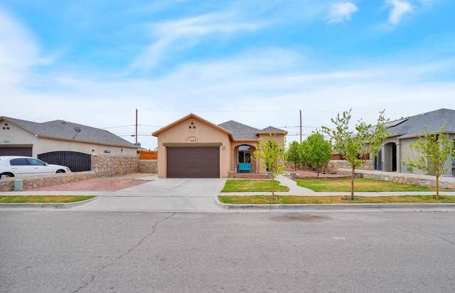 1123 Chris Forbes, El Paso, TX 79927 (MLS #844124) :: The Purple House Real Estate Group