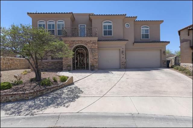 6268 Franklin Hawk Avenue, El Paso, TX 79912 (MLS #844126) :: Summus Realty