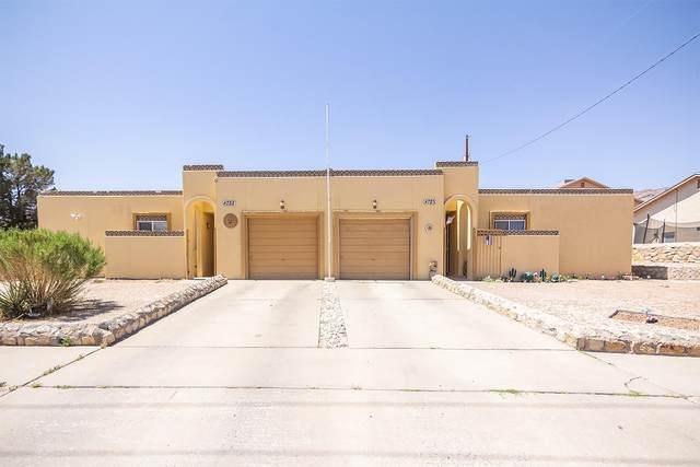 8723, 8725 Leo Street, El Paso, TX 79904 (MLS #844131) :: Preferred Closing Specialists