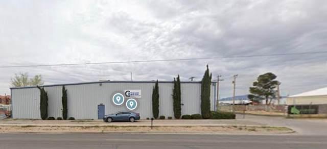3413 Lee Boulevard, El Paso, TX 79936 (MLS #844133) :: Jackie Stevens Real Estate Group