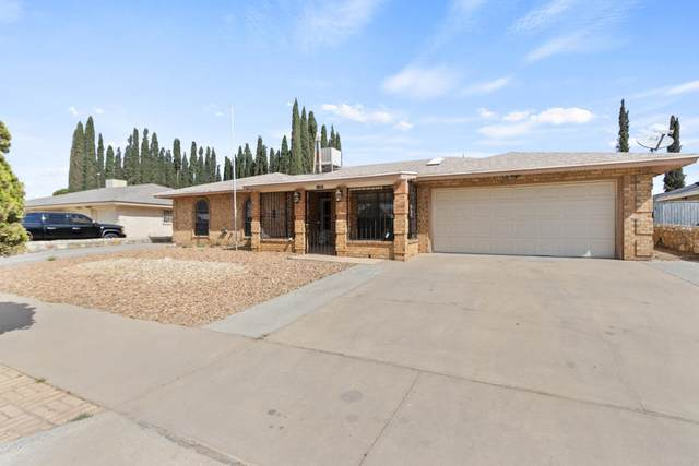 11267 Tenaha Avenue, El Paso, TX 79936 (MLS #844136) :: Summus Realty