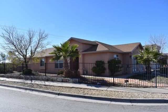 12250 Maria Seanes Drive, El Paso, TX 79936 (MLS #844139) :: Preferred Closing Specialists