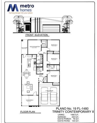 14913 John Mcneely Avenue, El Paso, TX 79938 (MLS #844142) :: Preferred Closing Specialists