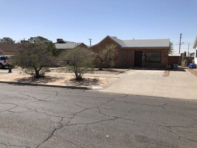 3722 Sacramento Avenue, El Paso, TX 79930 (MLS #844143) :: Preferred Closing Specialists