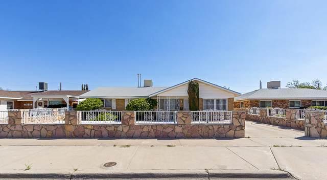 5710 Waycross Avenue, El Paso, TX 79924 (MLS #844144) :: Preferred Closing Specialists