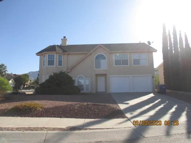 1460 Luz De Agua Place, El Paso, TX 79912 (MLS #844147) :: Summus Realty