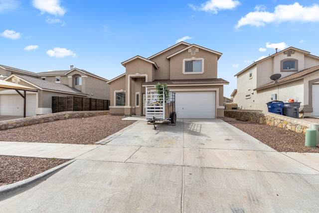 7236 Copper Town Drive, El Paso, TX 79934 (MLS #844158) :: Preferred Closing Specialists