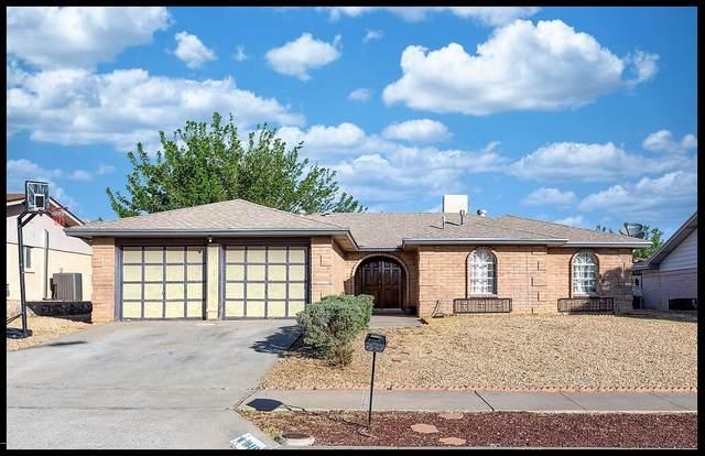 10441 Crete Drive, El Paso, TX 79924 (MLS #844163) :: Preferred Closing Specialists