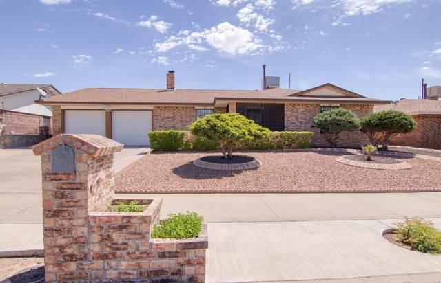 4556 Croton Circle, El Paso, TX 79924 (MLS #844166) :: Preferred Closing Specialists