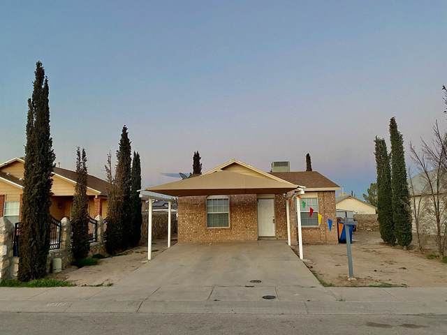 10377 Valle Koki Drive, El Paso, TX 79927 (MLS #844170) :: The Matt Rice Group