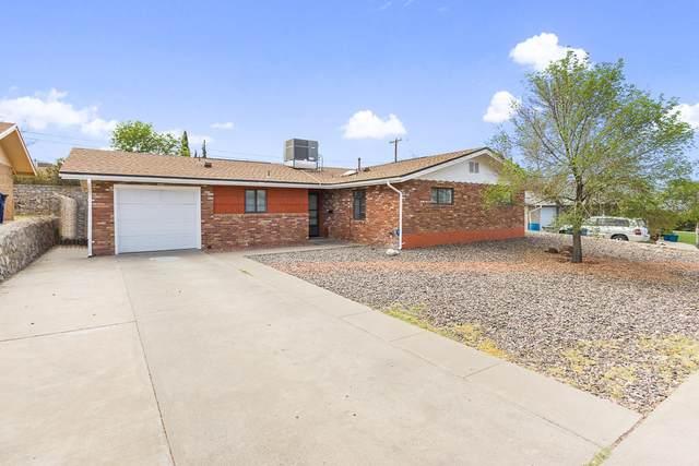 224 Stratus Road, El Paso, TX 79912 (MLS #844172) :: Summus Realty
