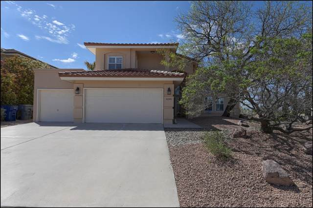 6240 La Posta Drive, El Paso, TX 79912 (MLS #844174) :: Preferred Closing Specialists
