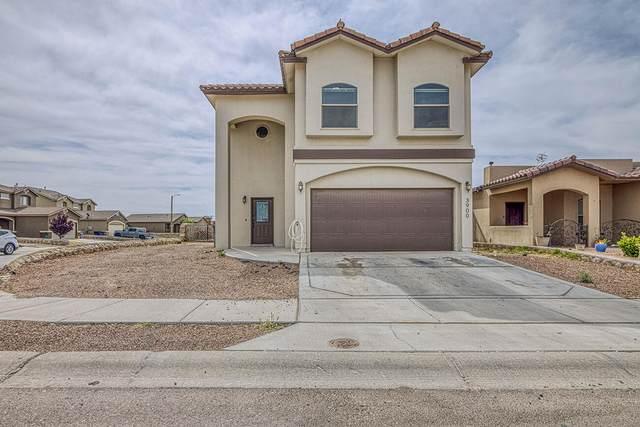 3900 Loma Cortez Drive, El Paso, TX 79938 (MLS #844184) :: Summus Realty