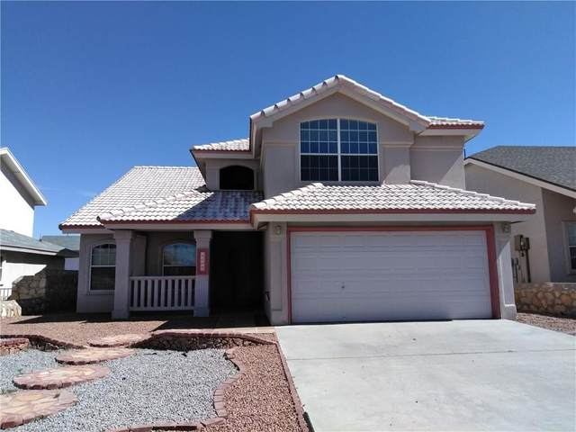 10712 Pleasant Hill Drive, El Paso, TX 79924 (MLS #844188) :: Preferred Closing Specialists