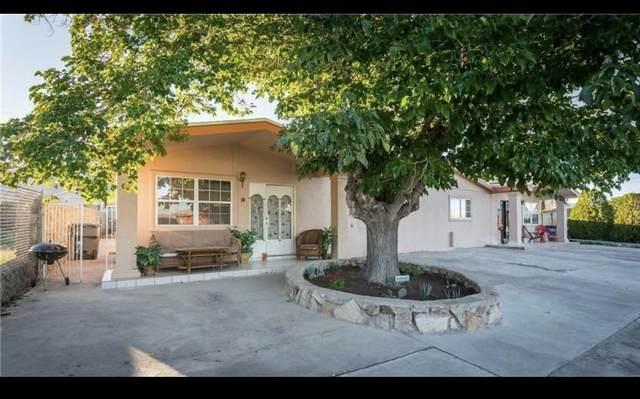 8835 Neptune Street, El Paso, TX 79904 (MLS #844189) :: The Matt Rice Group