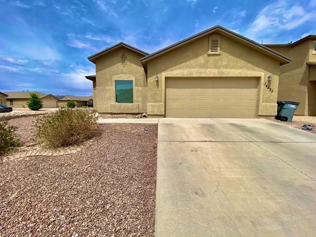 14625 Igor Kaleri Avenue, El Paso, TX 79938 (MLS #844191) :: The Matt Rice Group