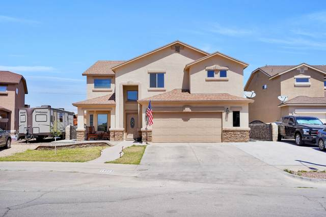 14505 Meadow Lawn, El Paso, TX 79938 (MLS #844195) :: Preferred Closing Specialists