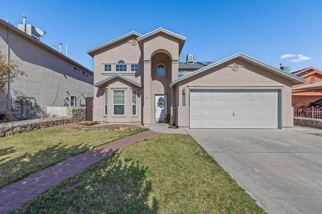 3212 Tierra Agua Place, El Paso, TX 79938 (MLS #844200) :: Preferred Closing Specialists