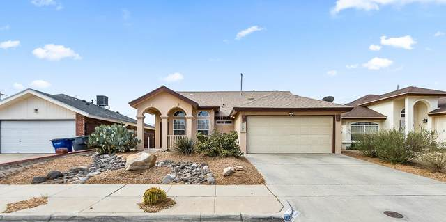 5356 Colin Powell Avenue, El Paso, TX 79934 (MLS #844201) :: Preferred Closing Specialists