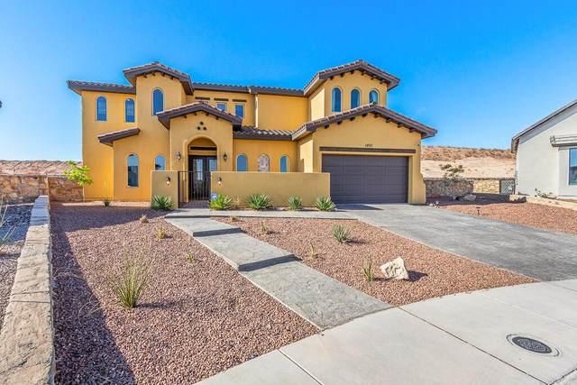 1801 Sidesaddle Drive, El Paso, TX 79911 (MLS #844202) :: Summus Realty