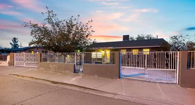 204 Mesa Verde Drive, Sunland Park, NM 88063 (MLS #844204) :: The Matt Rice Group