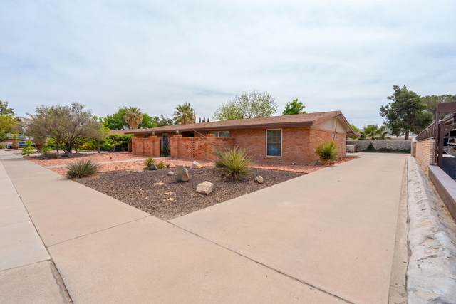 9812 Darway Drive, El Paso, TX 79925 (MLS #844207) :: Preferred Closing Specialists