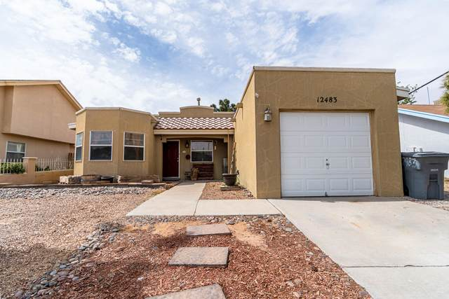 12483 Tierra Dulce Drive, El Paso, TX 79938 (MLS #844213) :: Preferred Closing Specialists
