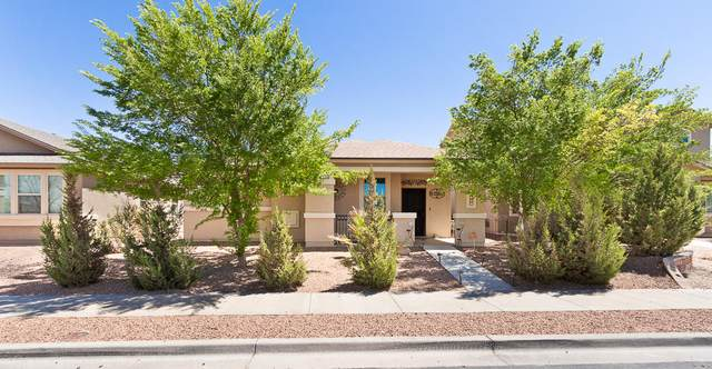 2072 Robert  Minnie Place, El Paso, TX 79938 (MLS #844217) :: Preferred Closing Specialists