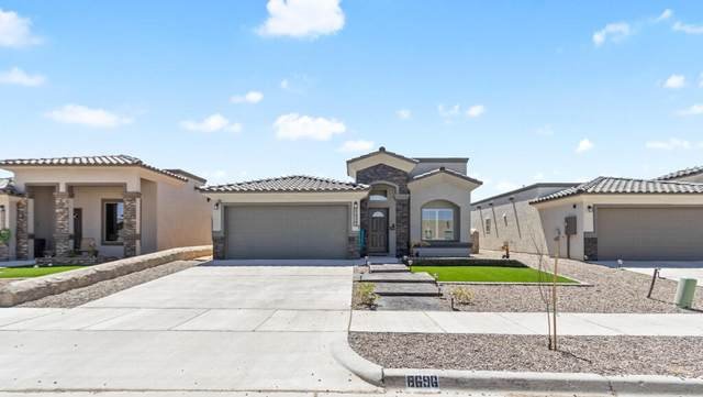 13696 Garforth Avenue, El Paso, TX 79928 (MLS #844241) :: The Purple House Real Estate Group