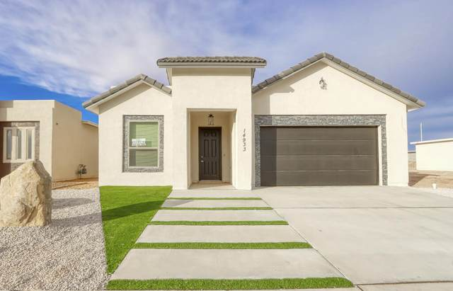 14772 John Mcneely, El Paso, TX 79938 (MLS #844246) :: The Purple House Real Estate Group