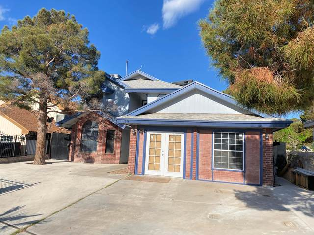 1779 Leroy Bonse Drive, El Paso, TX 79936 (MLS #844250) :: Mario Ayala Real Estate Group