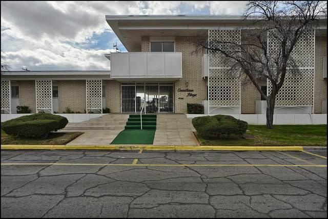 4155 Krupp Drive L, El Paso, TX 79902 (MLS #844252) :: Summus Realty