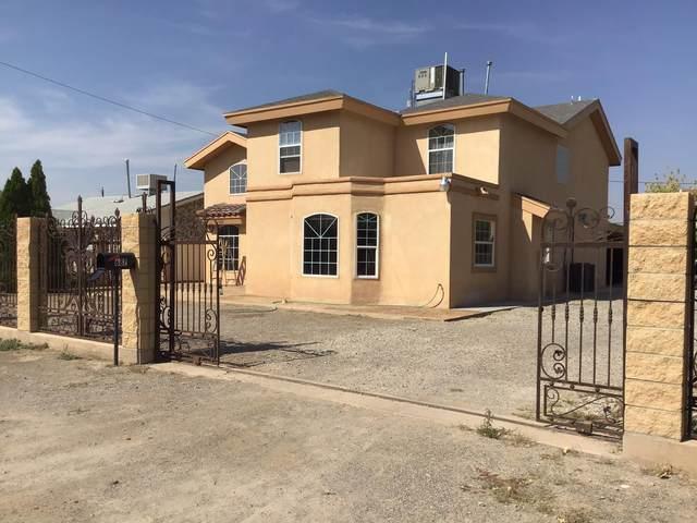 687 Supima Drive, Socorro, TX 79927 (MLS #844254) :: The Matt Rice Group