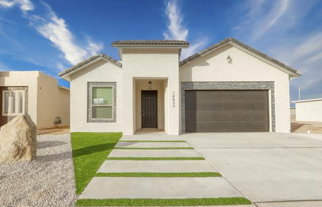 14808 John Mcneely, El Paso, TX 79938 (MLS #844255) :: The Purple House Real Estate Group