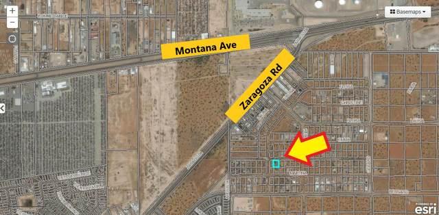 00 Martha Lane, El Paso, TX 79938 (MLS #844256) :: Summus Realty