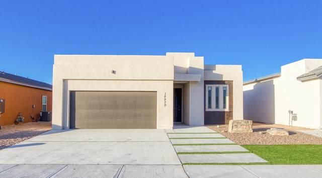 14812 John Mcneely, El Paso, TX 79938 (MLS #844257) :: The Purple House Real Estate Group