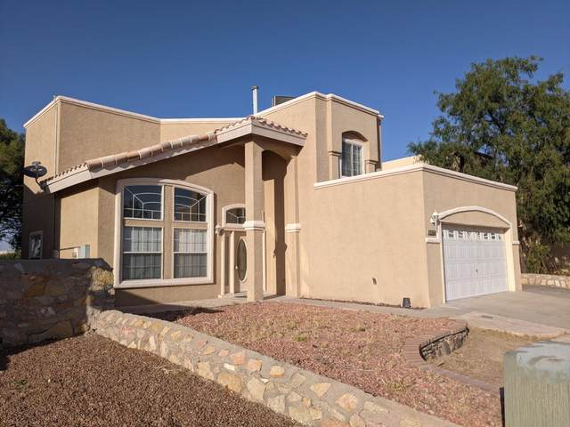 12649 Sun Trail Drive, El Paso, TX 79938 (MLS #844263) :: The Purple House Real Estate Group