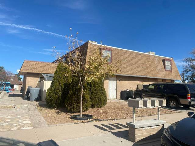 10811 Hubbard Court, El Paso, TX 79935 (MLS #844268) :: Summus Realty