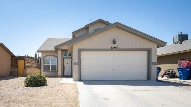 13960 Sandy Rock Drive, El Paso, TX 79938 (MLS #844269) :: The Purple House Real Estate Group