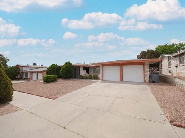 10688 Coralstone Drive, El Paso, TX 79935 (MLS #844270) :: The Matt Rice Group