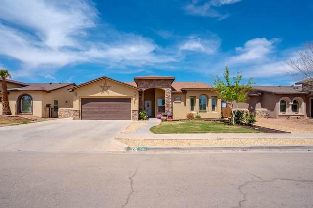 1067 Chris Forbes Circle, Socorro, TX 79927 (MLS #844273) :: The Matt Rice Group